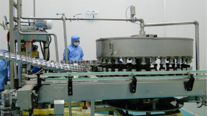 Anti Fatigue Beverage Production Line , Health Care Drink Production Line