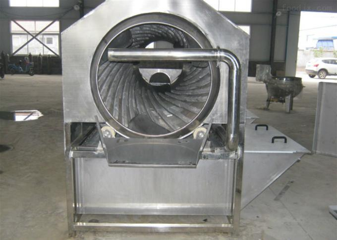Rotary Rolling Drum Clean Machine Fruit Vegetable