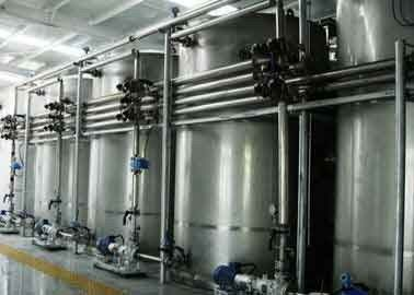 China Anti Fatigue Beverage Production Line , Health Care Drink Production Line supplier