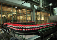 China Soda Beverage Production Line Automatic 200-600 Cans Per Minute Fast Speed factory