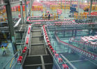 China Vegetable / Fruit Beverage Production Line Full / Semi Auto Operation 12 Months Warranty factory