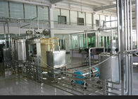 China PE Bottled Protein Beverage Soft Drinks Plant Equipment 200-600 Bottles Per Minute factory