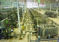 China Automated Brick - Shape Packaged Dairy Production Line For Pure / Reconstituted Milk company