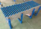 Power Heavy Duty Roller Conveyor Systems Lineshaft Automatic Delivery Equipment