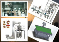 Industrial Automated Packaging Equipment Multihead Weighing Metal Frame