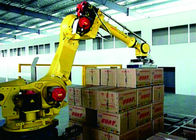 China Beverage Industry Robotic Packaging Machinery , Packaging Robots Higher Level Safety company