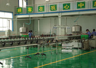 China Bottled Vodka / Whisky / Liquor / Wine Production Line Packaging Conveyor Systems company