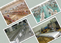 Alcohol Wine Production Line , Champagne Sparkling Wine Making Equipment