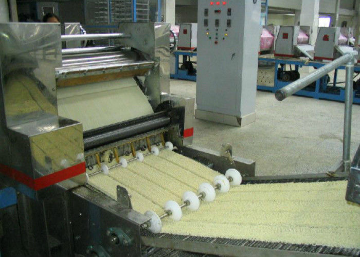 Fried Instant Noodles Food Production Line , Food Processing