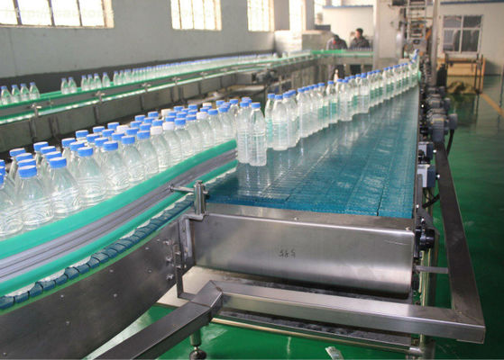 Bottle Mineral Water Beverage Production Line , Beverage Production Equipment