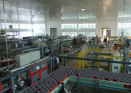 Ring - Pull Cans Dairy Milk Processing Machinery / Equipment Low Power Consumption