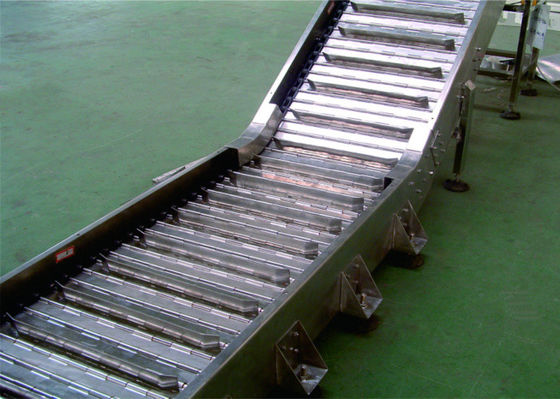 Large Plate Assembly Conveyor Transfer Systems Durable 12 Months Warranty