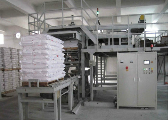 Mechanical Manipulator Automatic Palletizer Machine / Depalletizer Machine Bag Shaping