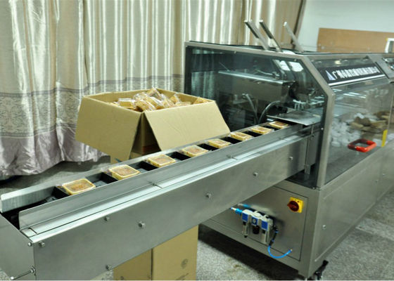 Box Loading Cartoning Automatic Packaging Machine Packing Machinery Medicines Soaps Applied