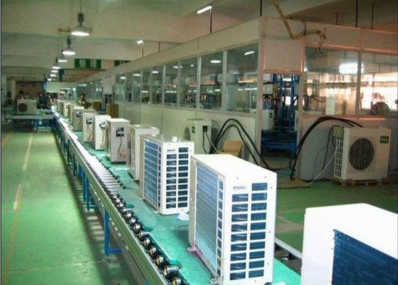 Electronic Components Automated Production Line , Assembly Line Equipment Durable