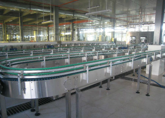 Fruits Vegetables Canned Food Production Line Glass Bottle Metal Top Lid Type