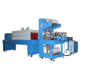 Shrink Film Automated Packaging Machine , Automatic Wrapping Packing Machine